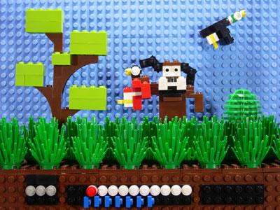 Lego Duck Hunt